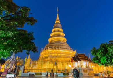 Виды храмовых зданий в Таиланде