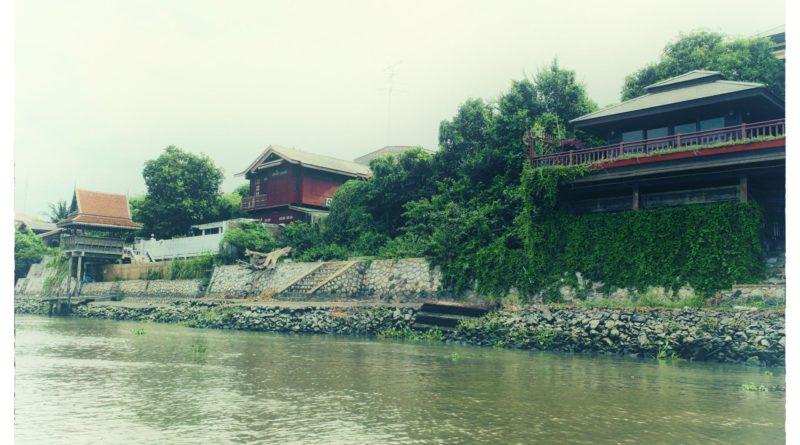(Таиланд 04) Аюттхая – местная еда и нравы – взгляд на город без памятников