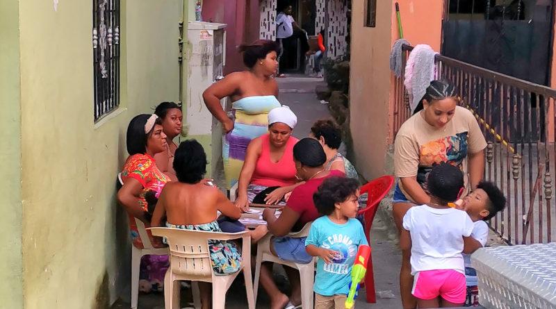 Люди Доминиканы